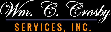 Wm. C. Crosby Services, Inc., Logo